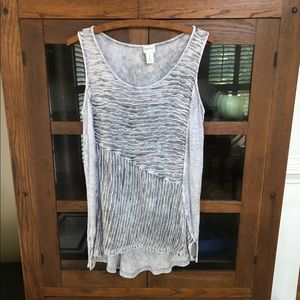 Zenergy by Chico's Tank Size 1